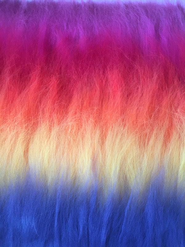 Lana colores felting