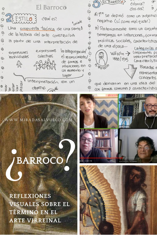 Reflexiones sobre el barroco