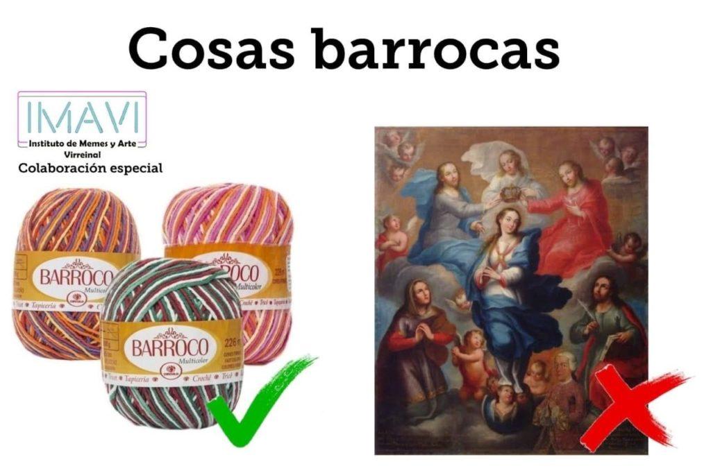 Del concepto de barroco