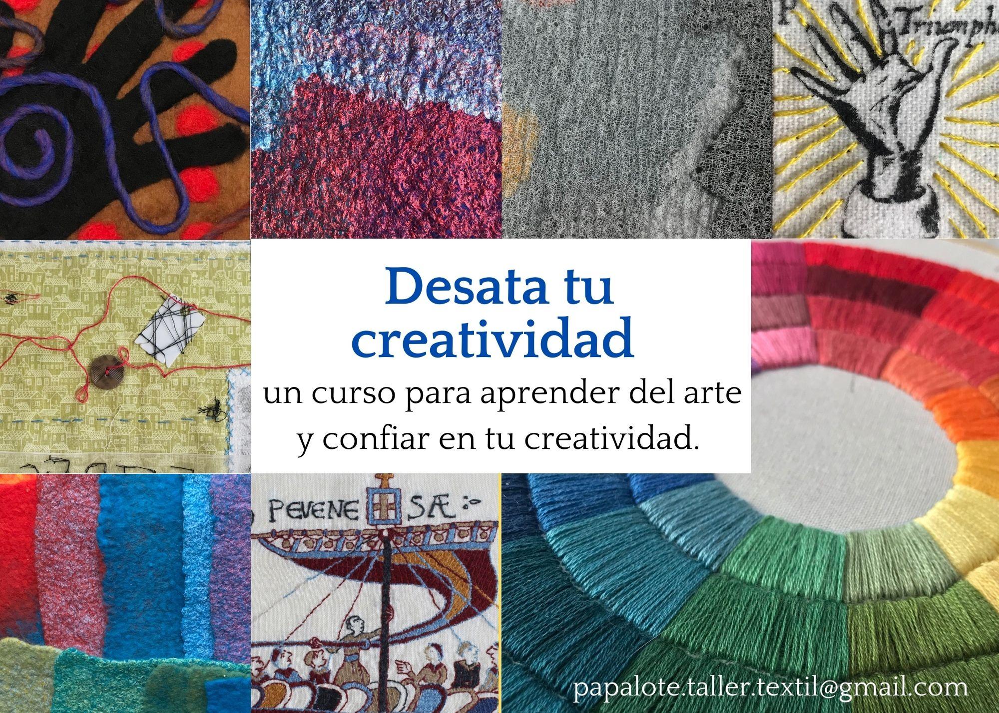 Desata tu creatividad